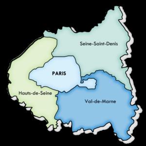 Paris petite couronne