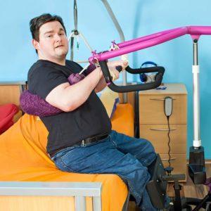 Maintien à domicile de la personne handicapée