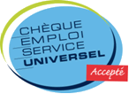 Chèque Emploi Services Universel