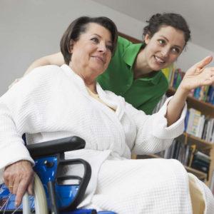 Aide à domicile au retour d'hôpital