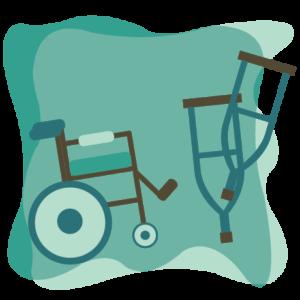 Personnes handicapées dépendantes